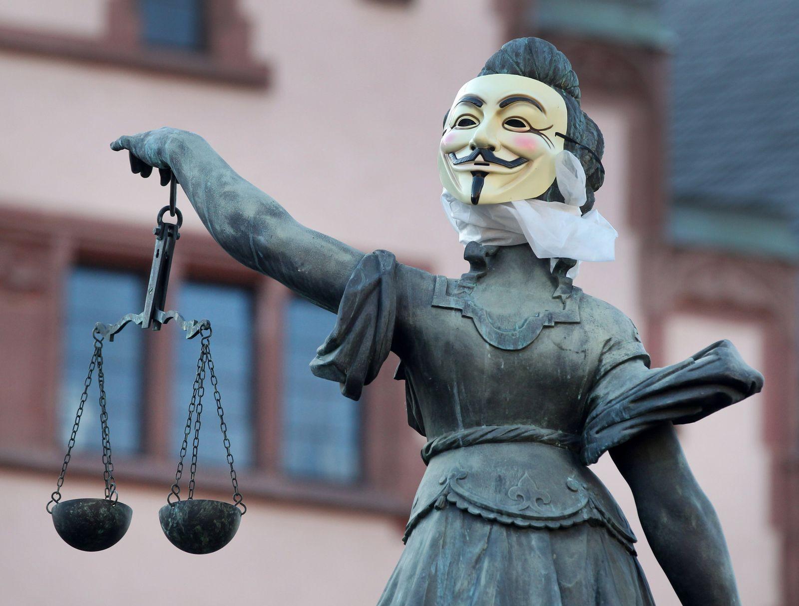 APTOPIX Germany Blockupy