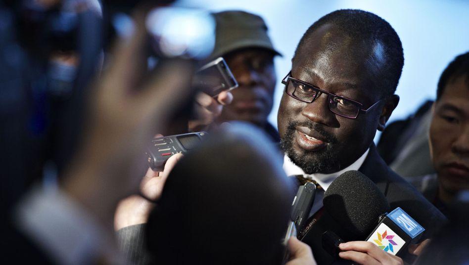 "Sudanese Lumumba Di-Aping: ""Erneut ausgeplündert und der Rechte beraubt"""