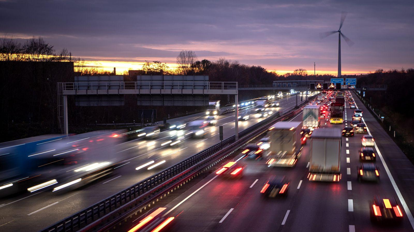 Autobahn Sprit
