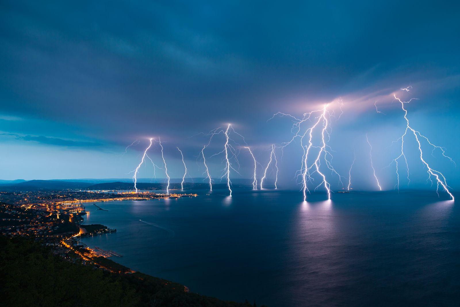 Trieste Lightning