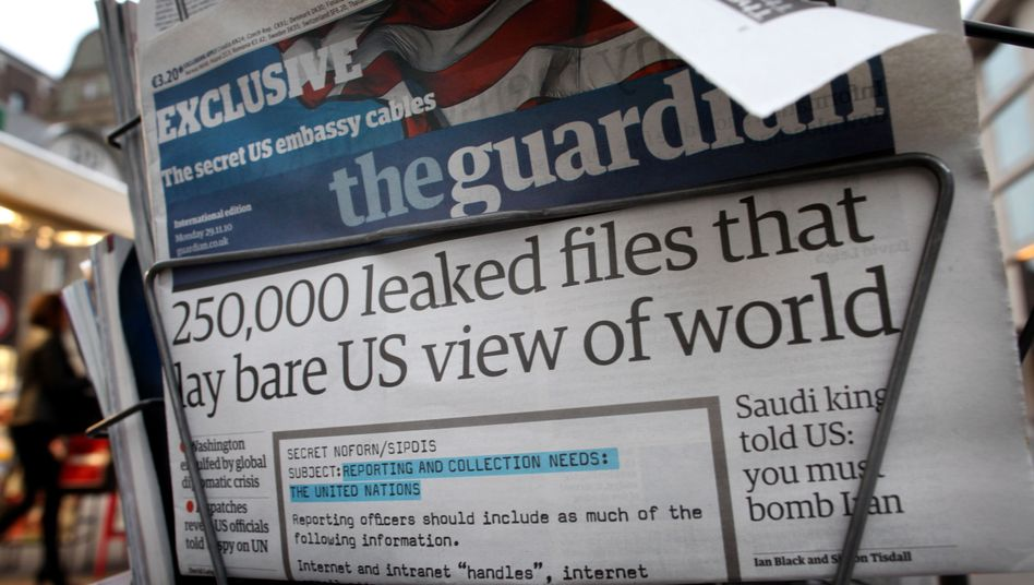 The Guardian has a reputation for quality journalism. It was one of the newspapers that published the US diplomatic cables obtained by WikiLeaks.
