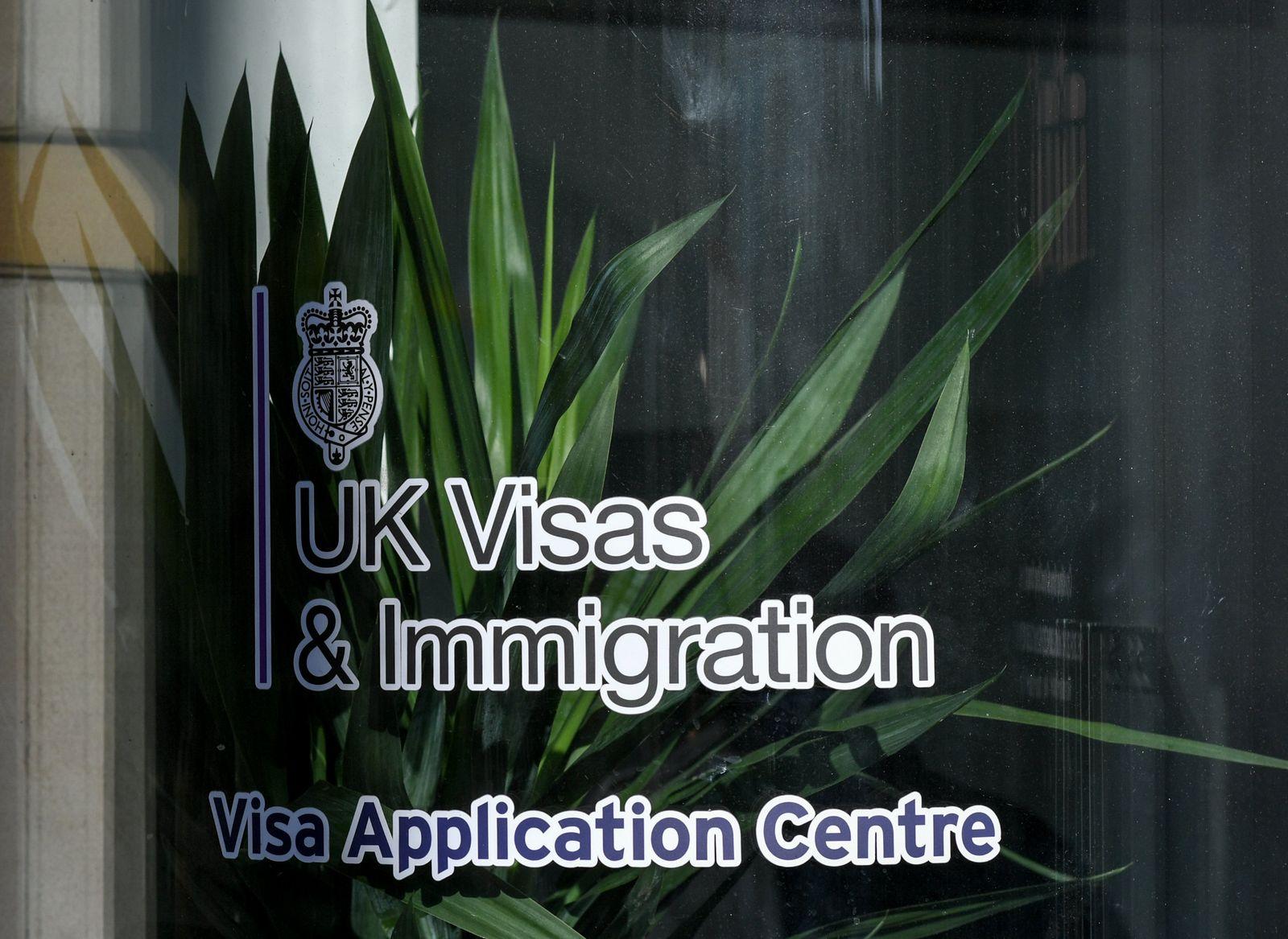 Einreise Großbritannien