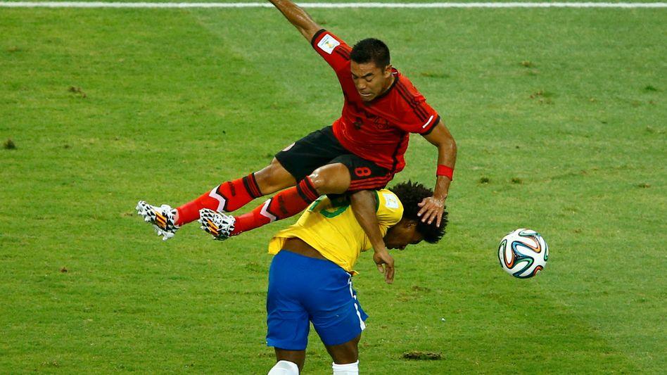 Nationalspieler Fabián: Kann auf beiden Außenbahnen spielen
