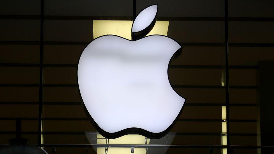 Apple-Logo (Archivbild)