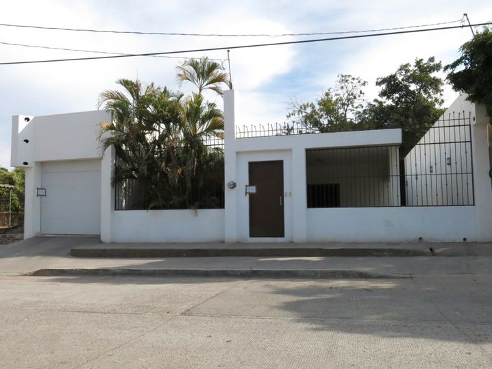 El Chapo's house in Culiacán doesn't look like much from the outside.