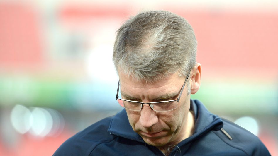 HSV-Sportdirektor Knäbel: Rucksack geklaut