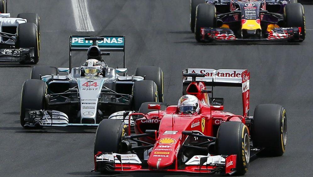 Formel 1: Fehler von Mercedes, Triumph von Vettel