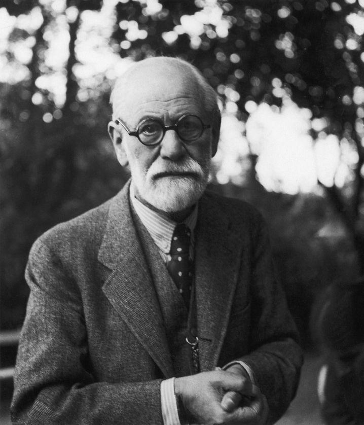 Sigmund Freud: Würfel als Symbol der Männlichkeit
