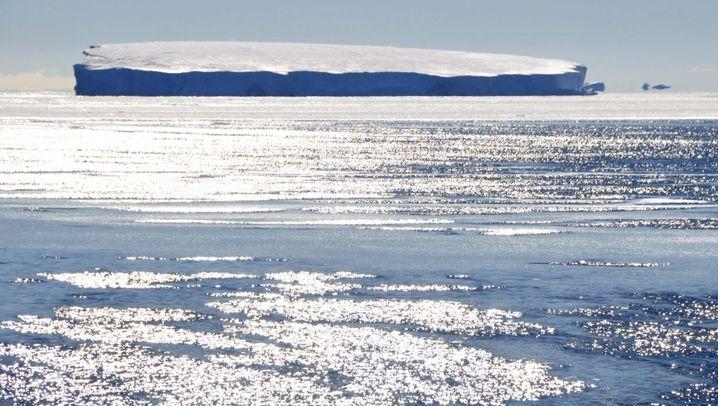 Überraschung in der Tiefe: Unterwasserwalze vor Antarktis