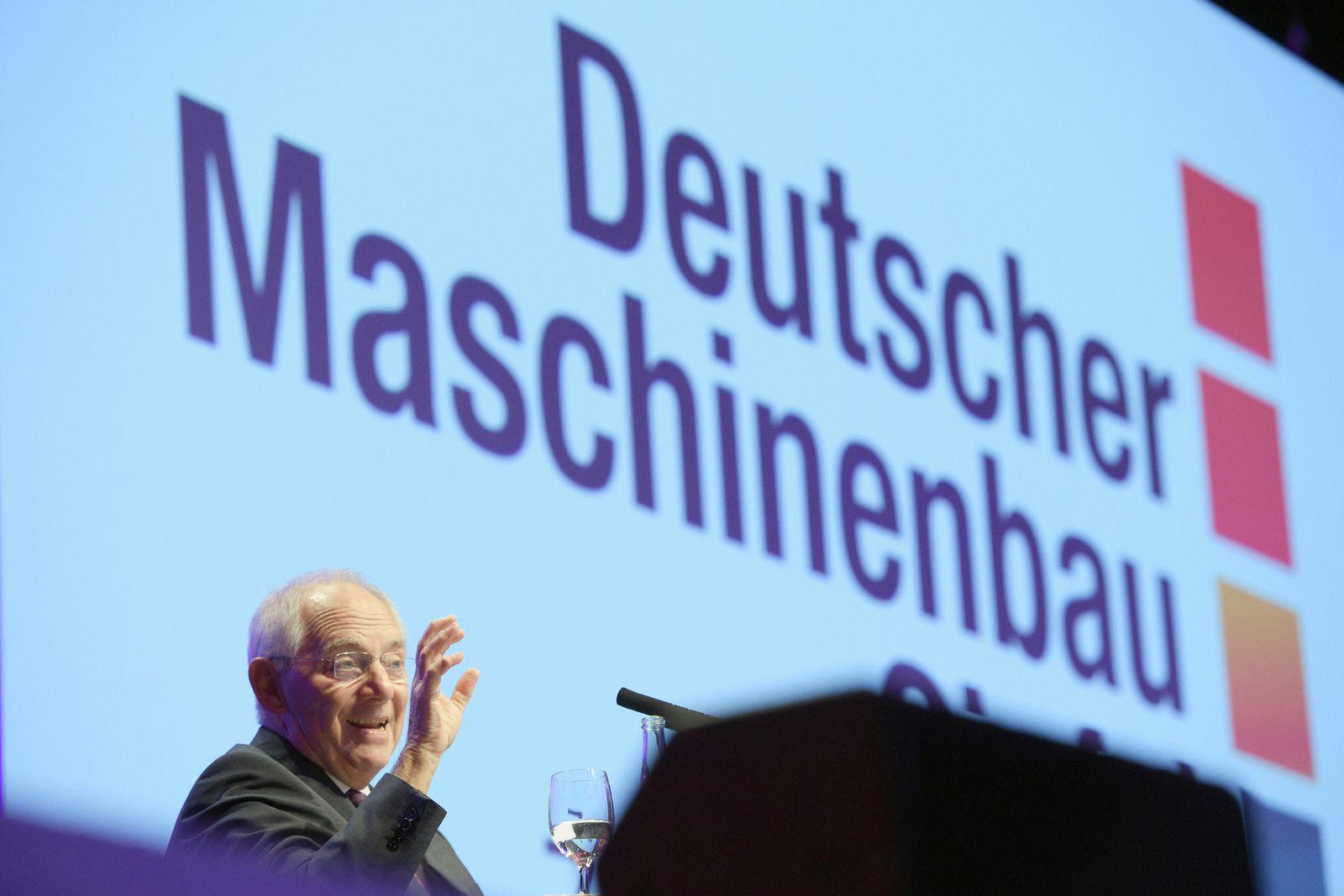 8. Deutscher Maschinenbau-Gipfel