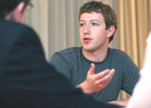 Facebook-Chef: Mark Zuckerberg kassiert die AGB-Änderung