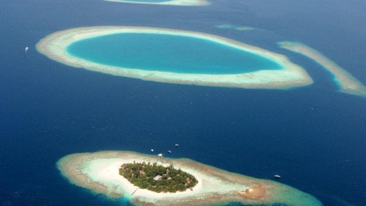 Malediven: Das wachsende Paradies