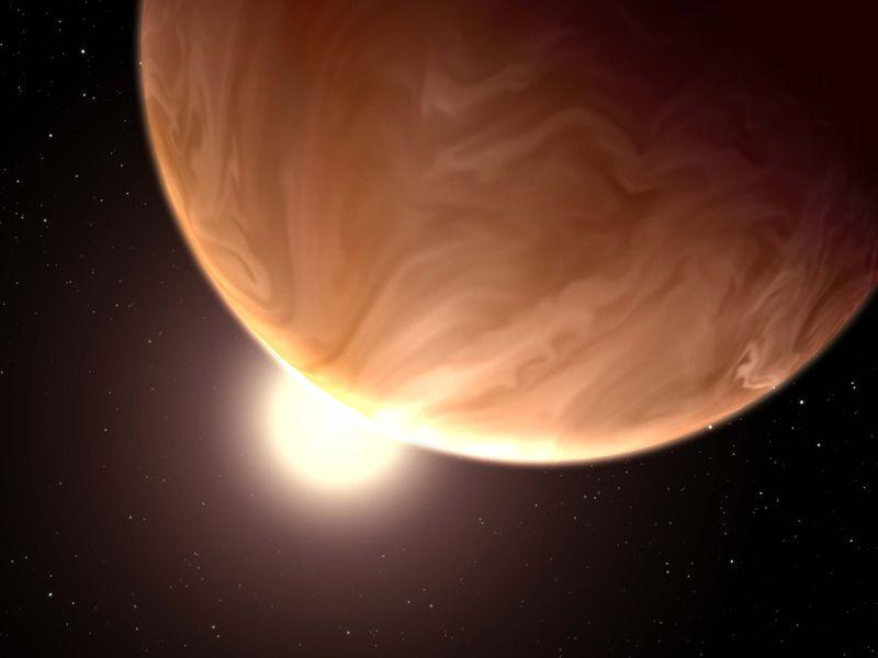 EINMALIGE VERWENDUNG Supererde Gliese 1214b