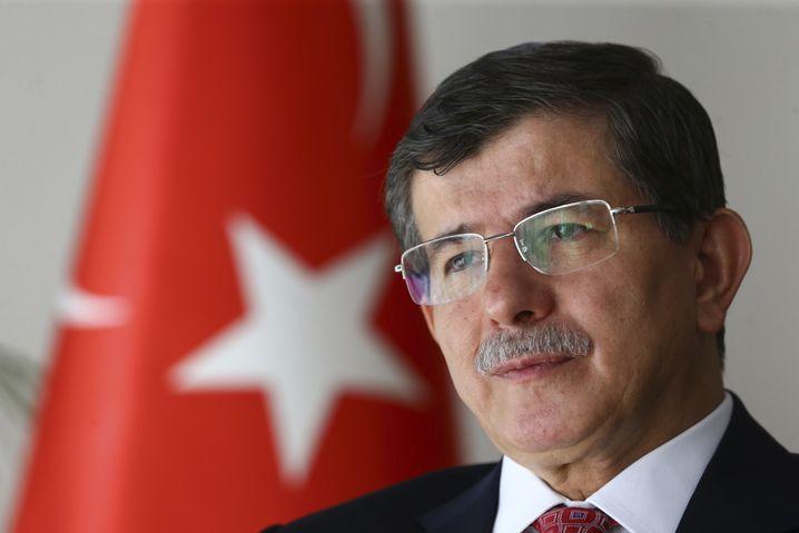 Kandidat Davotoglu: Als Außenminister relativ erfolglos