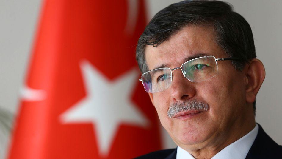 """Türkischer Ministerpräsident Davutoglu: """"Dieselbe Logik wie Pegida"""""""