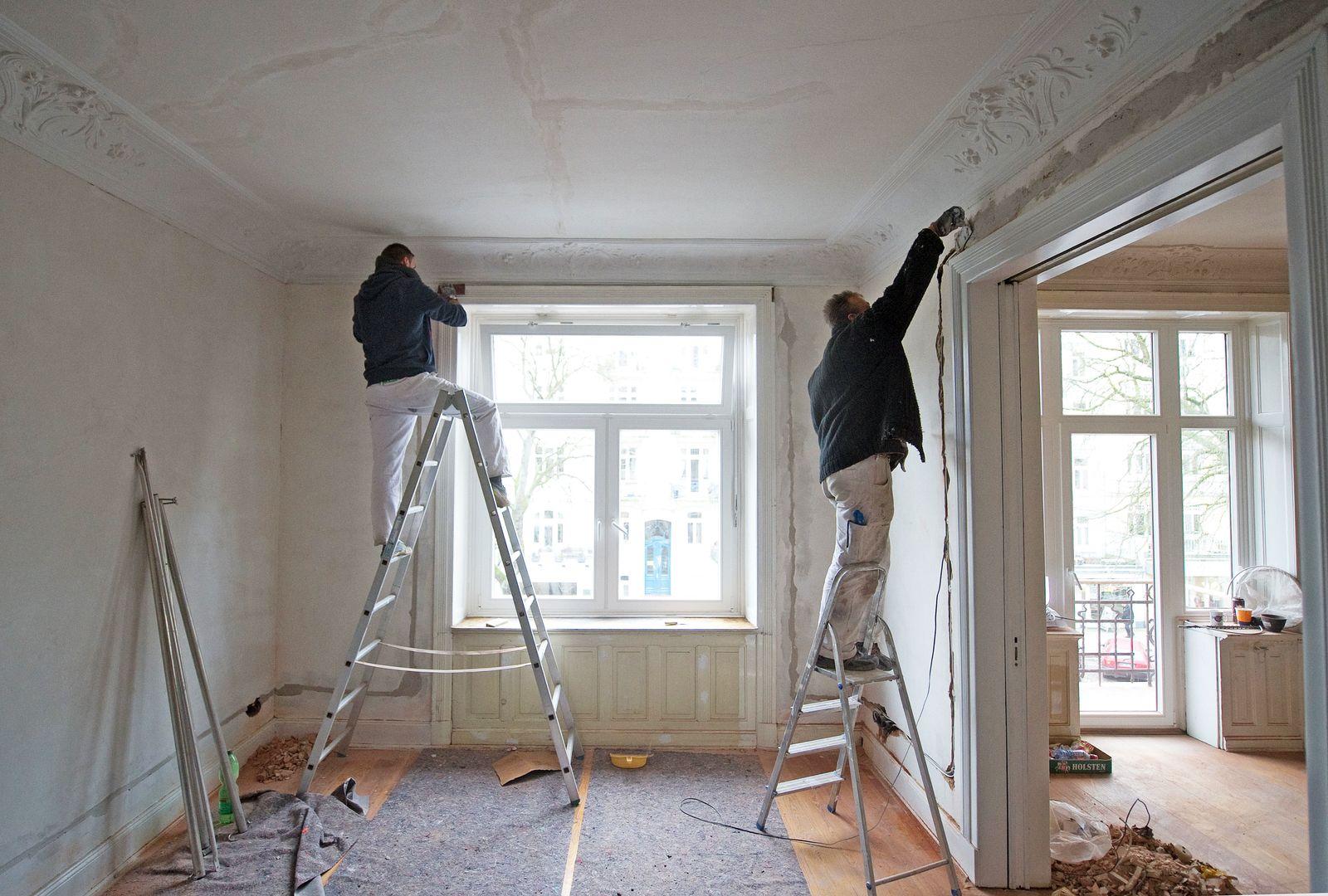 Wohnung / Renovierung / Handwerker