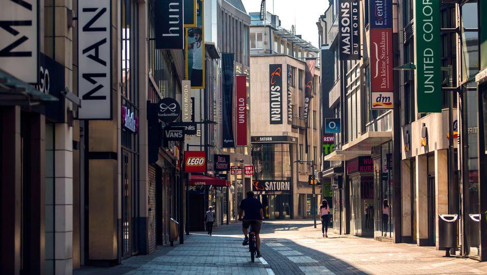 """Geschlossene Geschäfte in Köln: """"Man muss schon überlegen, welche Bereiche eine Zukunft haben"""""""