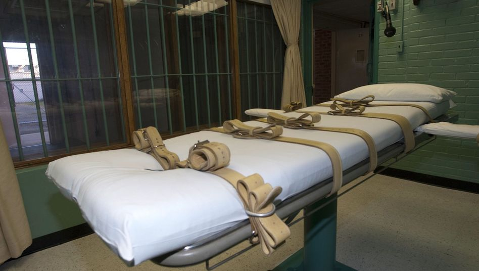Can capital punishment be made more humane? An Oklahoma lawmaker believes it can.
