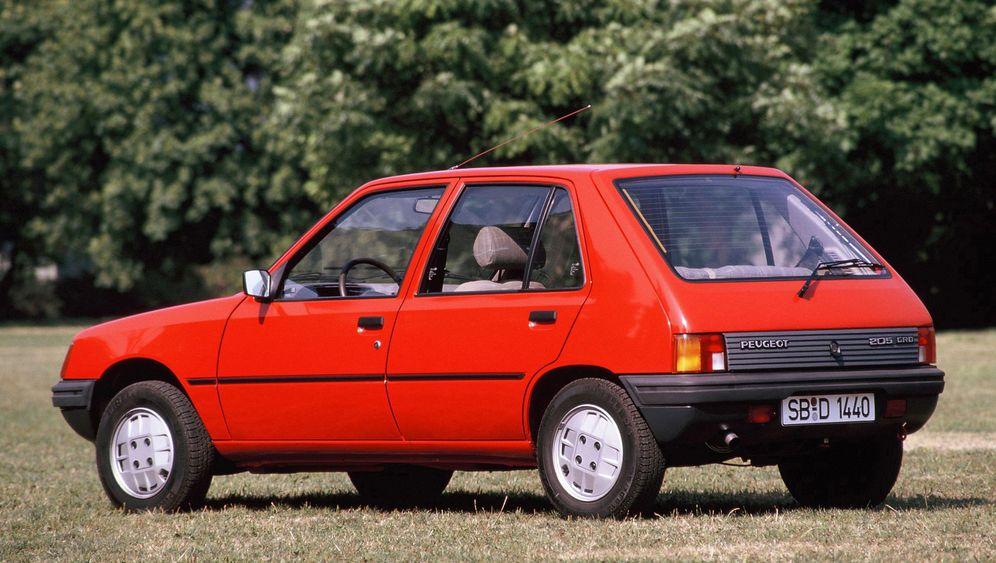 Günstige Oldtimer - Peugeot 205: Kleine große Nummer