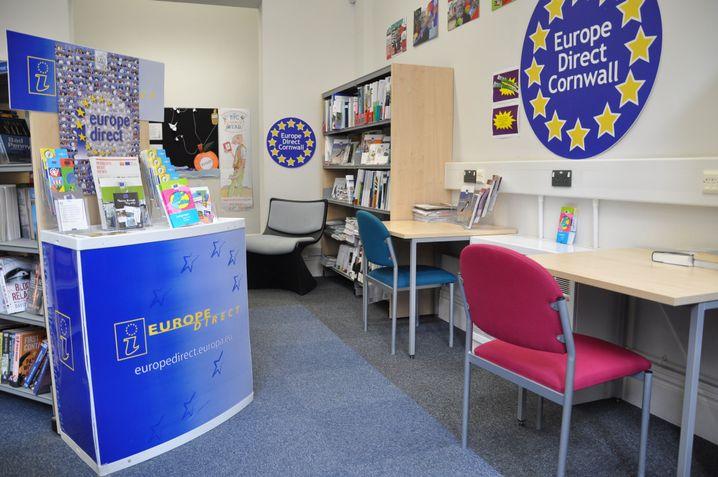 EU-Infocenter in Truro