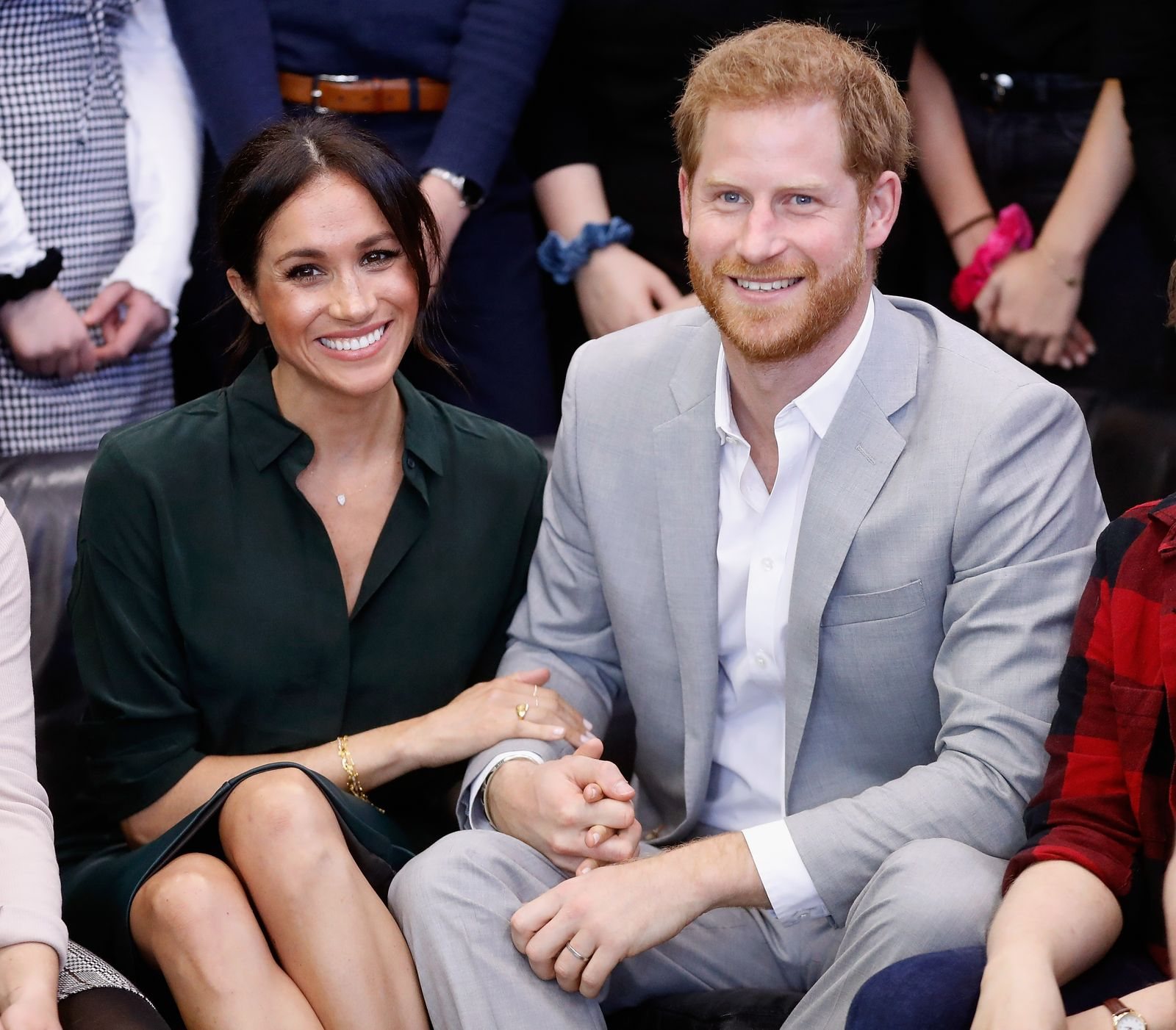 FILE: The Duke and Duchess of Sussex Expecting Second Child The Duke & Duchess Of Sussex Visit Sussex