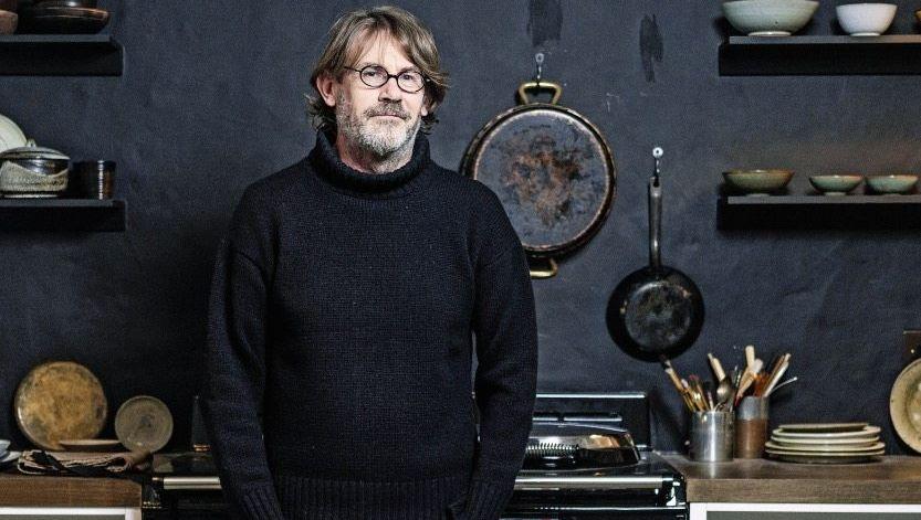 Autor Slater »Auch noch der letzte Hobbykoch macht seine Nudeln selbst«