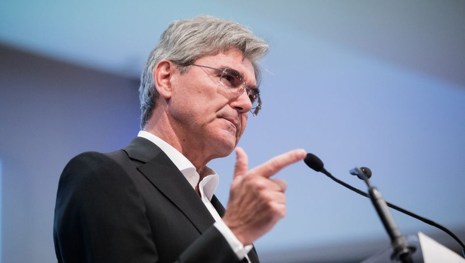Joe Kaeser (Siemens)