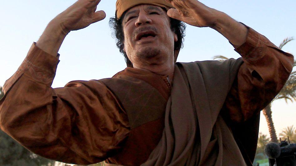 """Libyscher Diktator Gaddafi: """"Dringende"""" Anfrage an Handelsfirmen"""