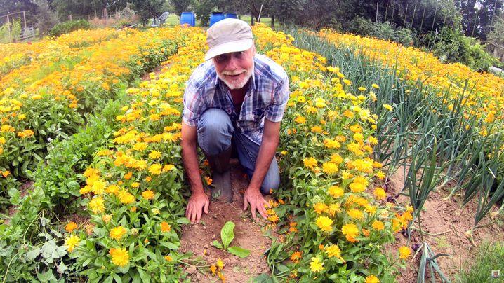 """Ralf Roesberger: """"Es gibt nichts Natürlicheres, als die eigene Nahrung zu produzieren"""""""