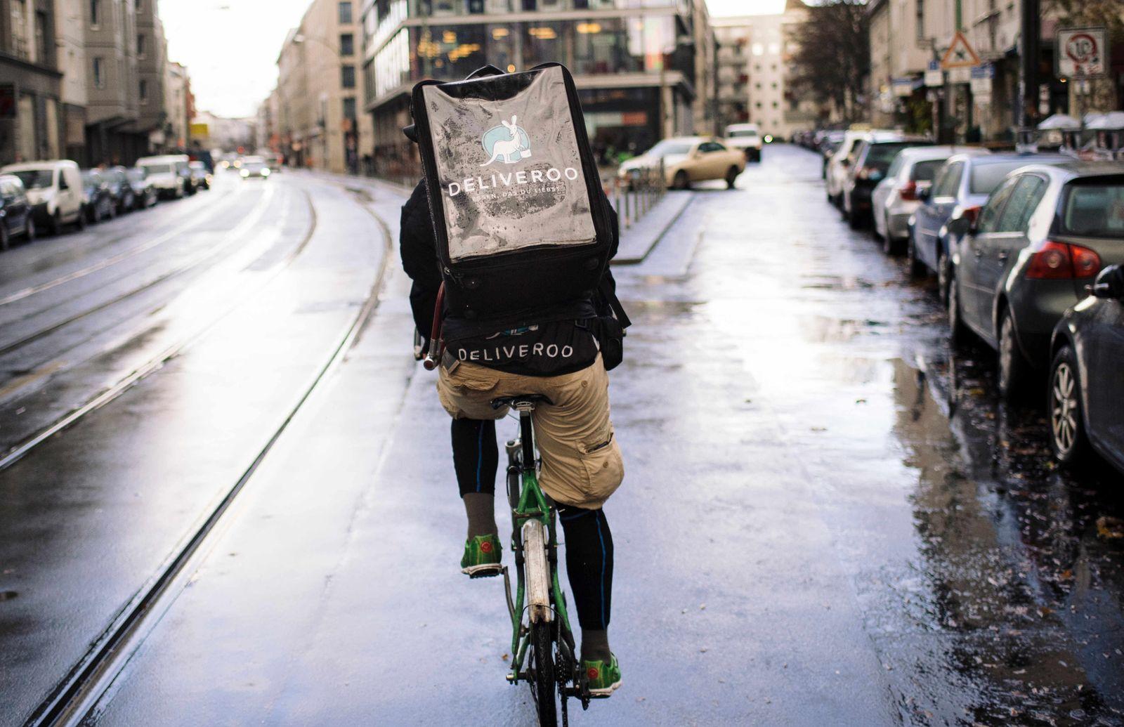 Essenszusteller Deliveroo überlässt Lieferando deutschen Markt