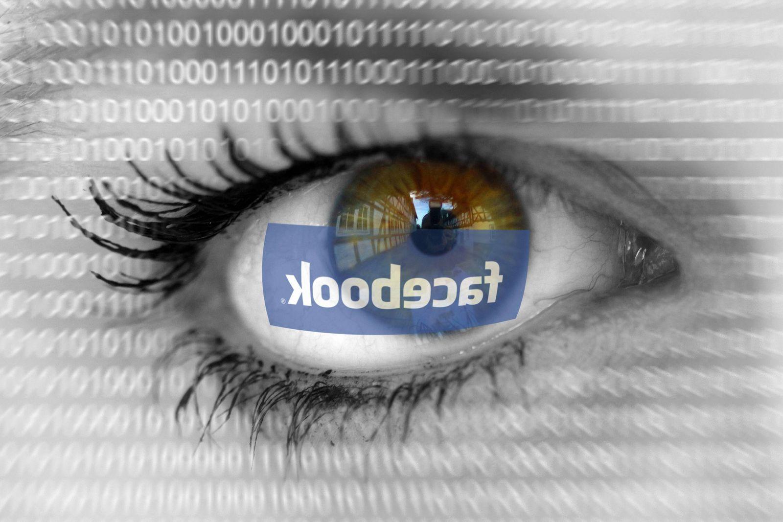 EINMALIGE VERWENDUNG Facebook Gesichtserkennung