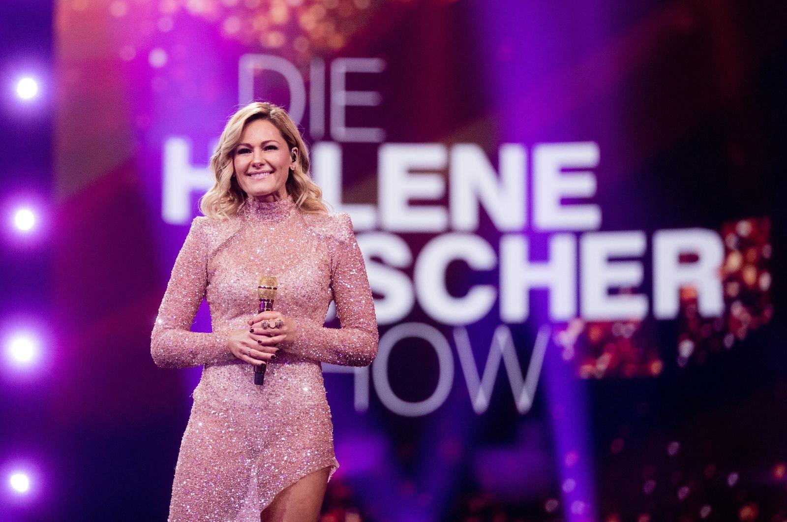 Keine Weihnachtsshow von Helene Fischer im ZDF