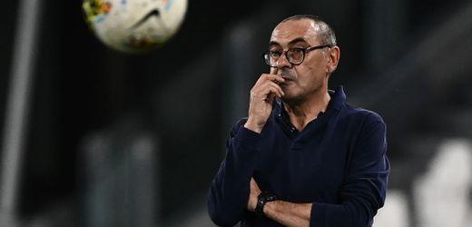 Juventus trennt sich von Trainer Maurizio Sarri: Aus in der Champions League hat Konsequenzen