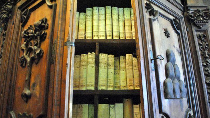 Vatikan-Archiv: Blick in die Tiefen der Kirchengeschichte