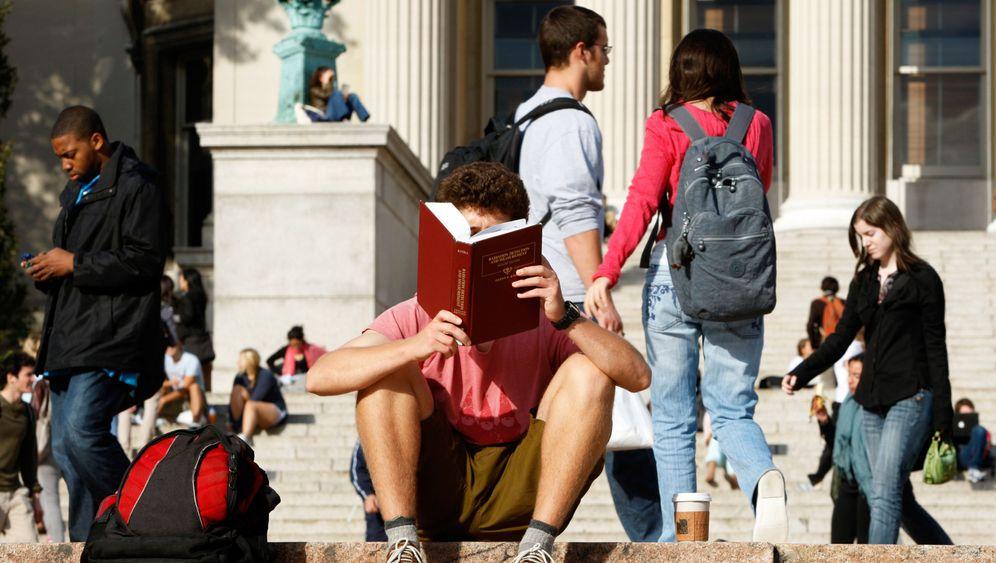 Individuelles Hochschulranking: Mein Fach, mein Land, meine Uni