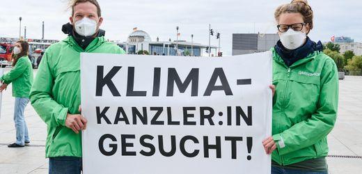 Greenpeace fordert Klimaaktivisten auf, Proteste zu beenden...