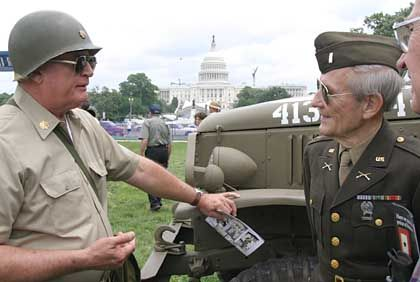 US war veterans look back to their time serving in Germany