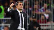 FC Barcelona trennt sich von Trainer Valverde