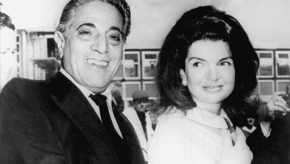 """Jackie Kennedy und Aristoteles Onassis: """"Sie wirkten wie Freunde ..."""