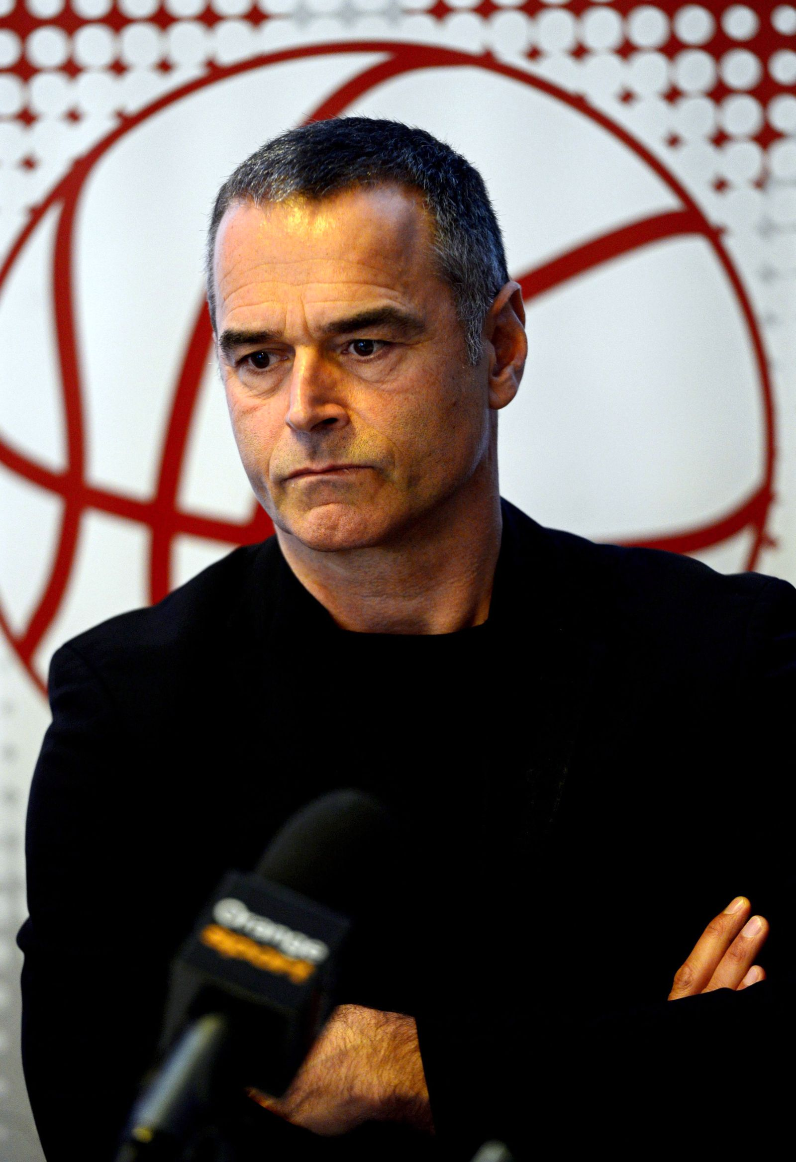 New head coach of the Polish national basketball team Dirk Bauerm