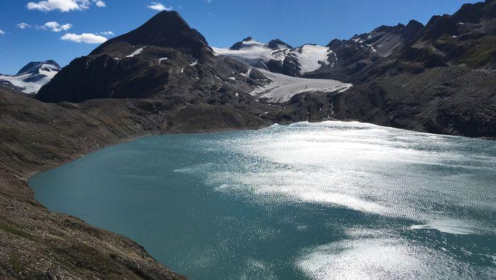 Zu Fuß über die Alpen - auf der GTA