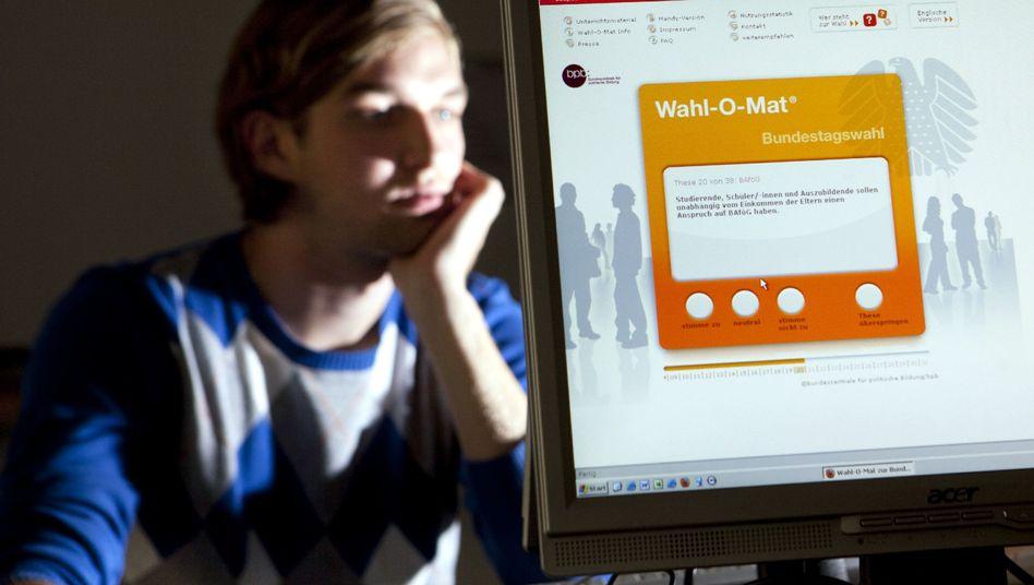 Wahlhilfe per Wahl-O-Mat: Hat die CDU geschummelt?