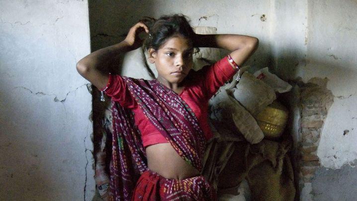 Manikas Leben: Zwölf Jahre Kinderehe