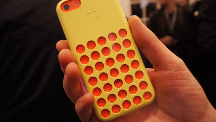 iPhone 5S und iPhone 5C: So sehen die neuen Apple-Smartphones aus