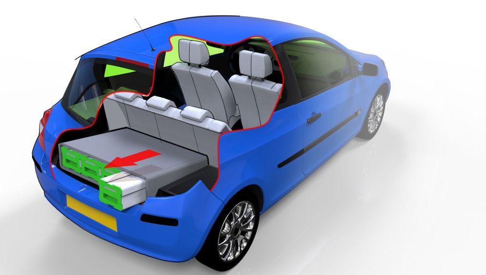 Gewichteinsparung bei Elektroautos: E-Mobil mit Jojo-Effekt