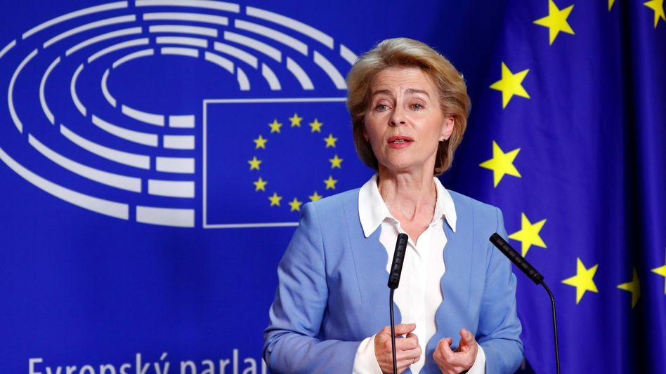 Ursula von der Leyen: Grüne wollen sie nicht wählen