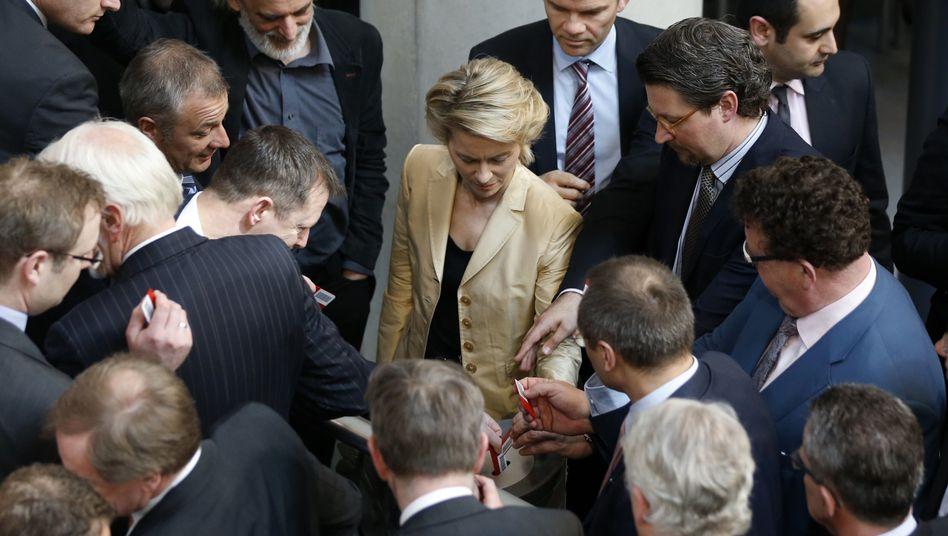 """Abstimmung im Bundestag: """"Konsens der Union"""""""