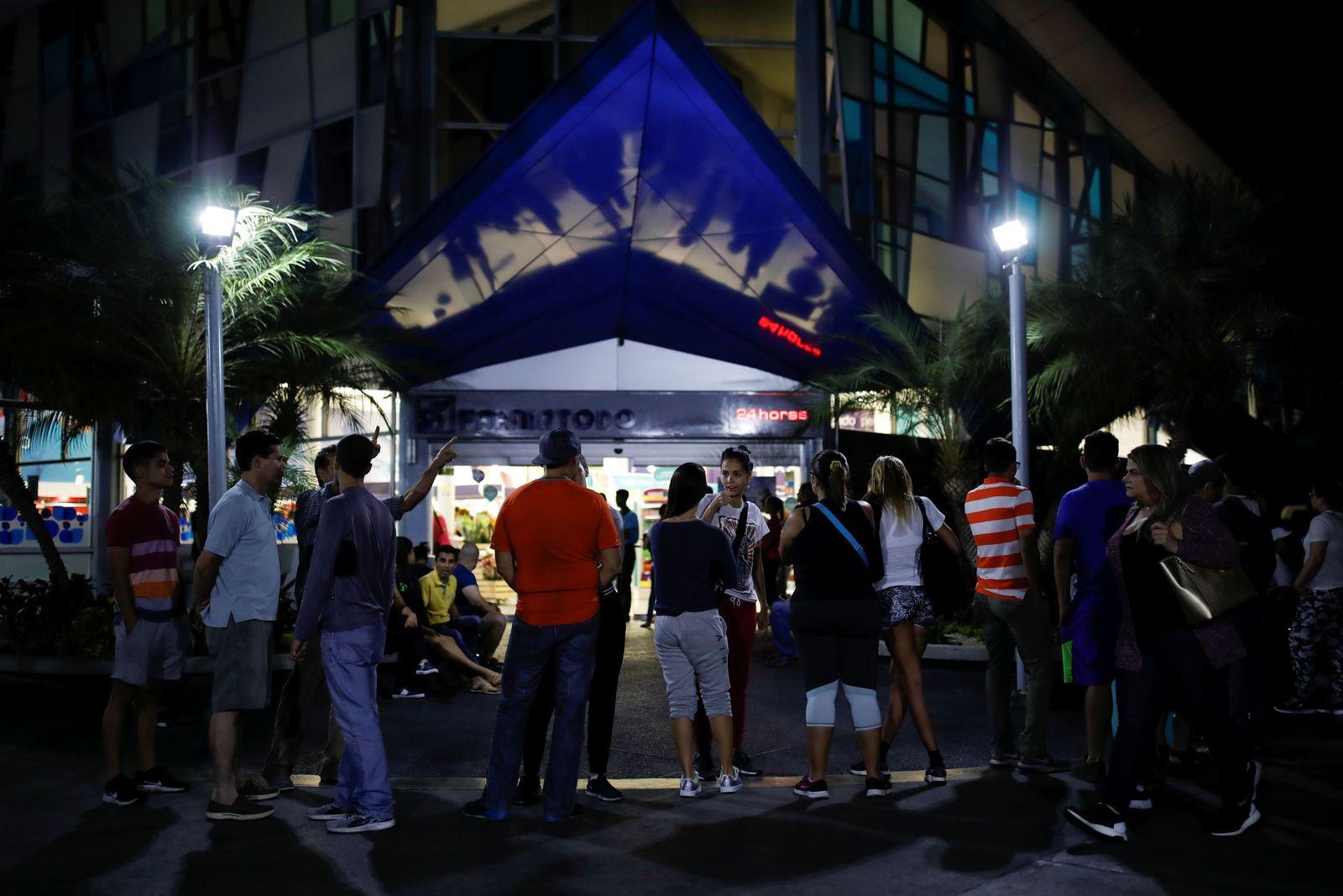 Venezuela/ Stromausfall