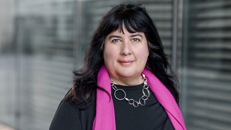 Kommunikationswissenschaftlerin Elizabeth Prommer