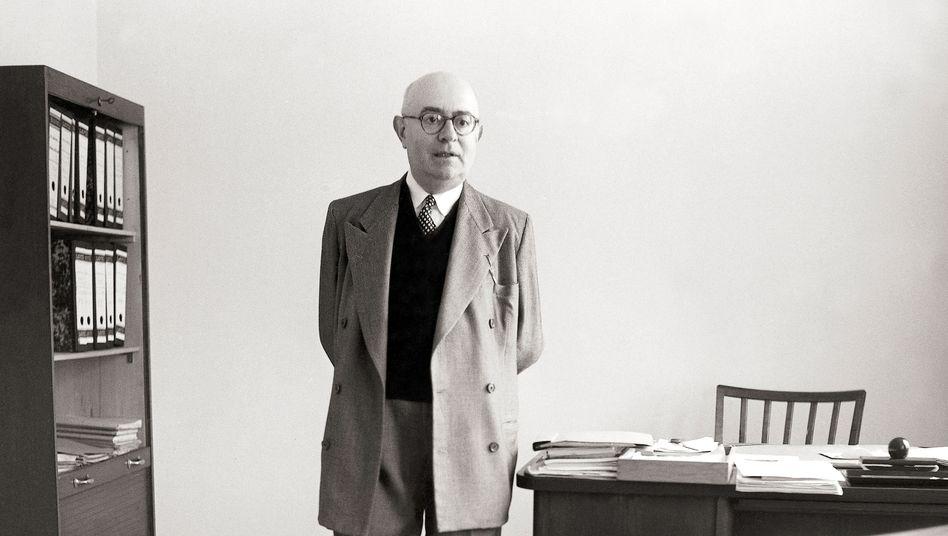 Theodor W. Adorno: Revolutionen ohne Terminabsprache ärgerten ihn